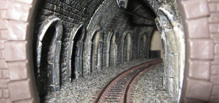 Tunnelinnenwaende